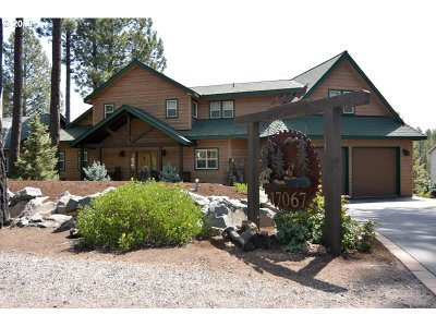 Bend Single Family Home For Sale: 17067 Upland Rd