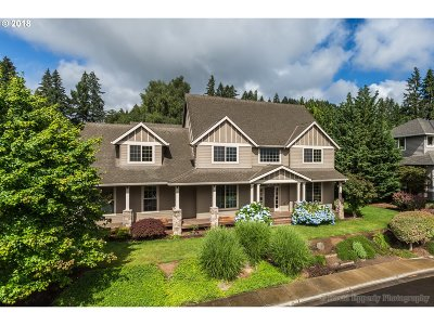 Scappoose Single Family Home For Sale: 33055 Mindy Way