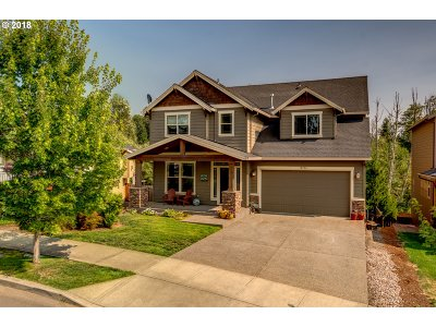 Clackamas County Single Family Home For Sale: 18706 Van Fleet Ave