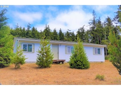 Bandon Single Family Home For Sale: 87184 Stewart Ln