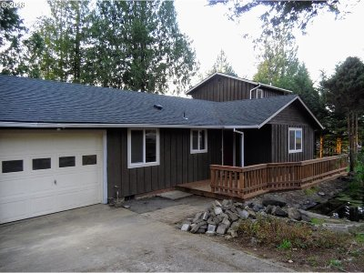 Coquille OR Single Family Home For Sale: $232,000