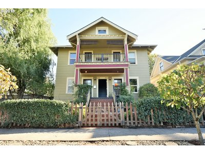 Portland Multi Family Home For Sale: 3932 N Albina Ave
