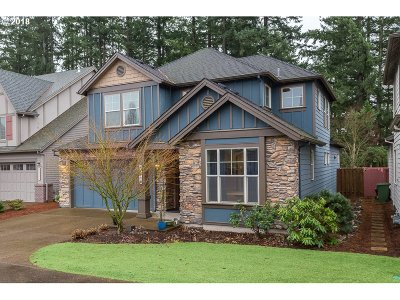 Tualatin Single Family Home For Sale: 23099 SW 104th Ter