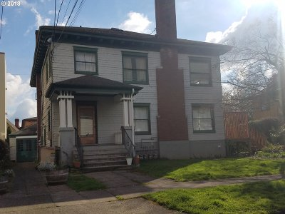 Portland Multi Family Home For Sale: 2158 NE Hancock St