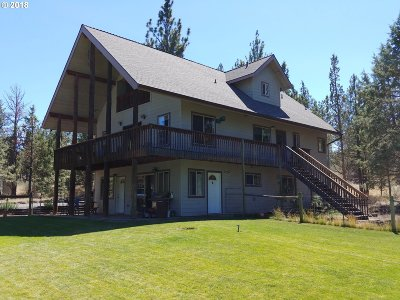 Bend Single Family Home For Sale: 67474 Trout Ln
