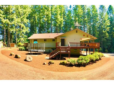 Estacada Single Family Home For Sale: 33391 SE Doyle Rd