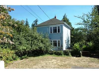 Coquille OR Single Family Home For Sale: $94,000