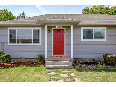 Scio Single Family Home Sold: 38896 NW 4th Ave