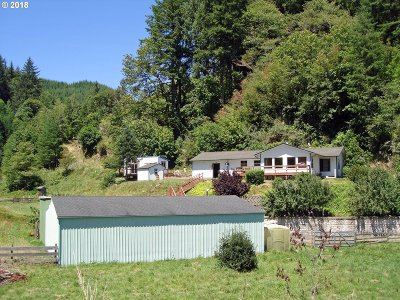 Florence Single Family Home For Sale: 7935 Hwy 126