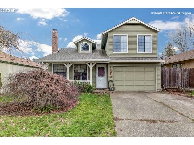 Tigard Single Family Home For Sale: 14240 SW Fanno Creek Ct