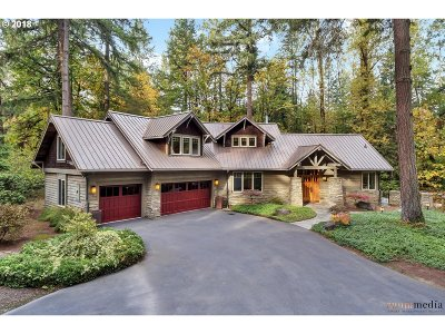 Oregon City Single Family Home For Sale: 15096 S Springwater Rd