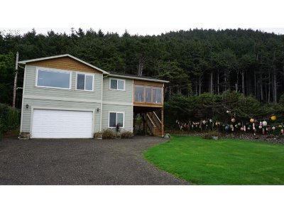Florence Single Family Home For Sale: 94955 Hwy 101