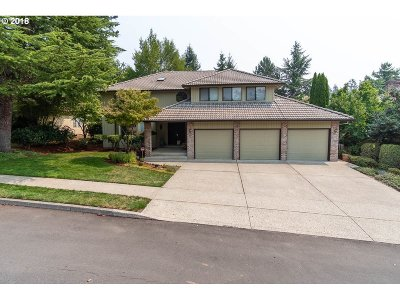 Single Family Home Sold: 3417 SE 168th Ave