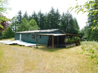 Woodland Single Family Home For Sale: 962 Niemi Rd