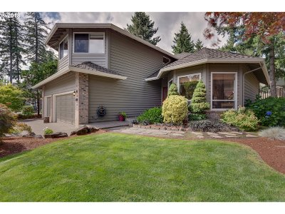 Beaverton Single Family Home For Sale: 13535 SW Hiteon Ct