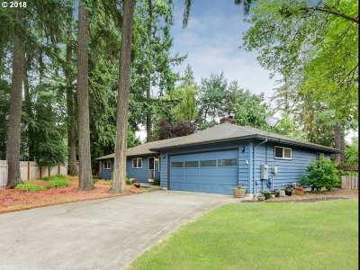 Single Family Home Pending: 7765 SW Peters Rd