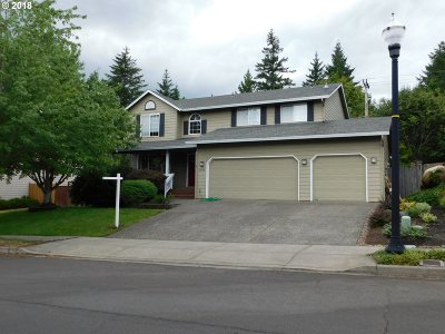 Camas Single Family Home For Sale: 3717 SE Sunrise Dr