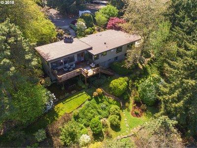 West Linn Single Family Home For Sale: 6488 Horton Rd