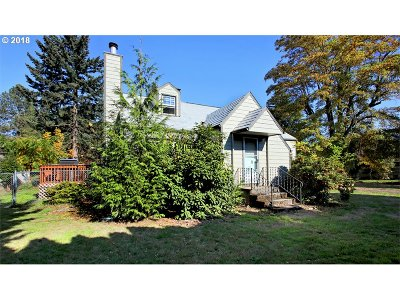 Washougal Single Family Home For Sale: 3801 C St
