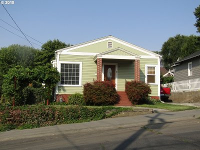 Pendleton Single Family Home For Sale: 211 NW 10th