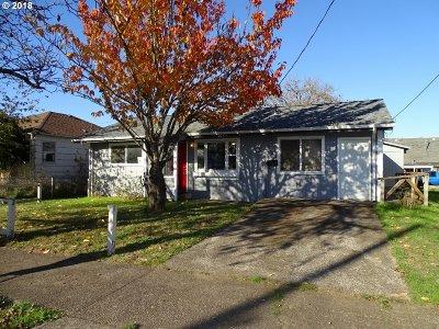 Sheridan Single Family Home For Sale: 123 SW Harrison St