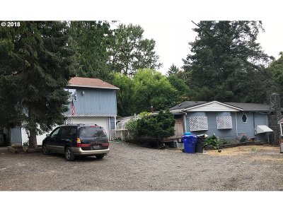 Canby Single Family Home For Sale: 12182 S Mulino Rd
