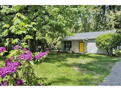 Sandy Single Family Home For Sale: 60955 E Highway 26
