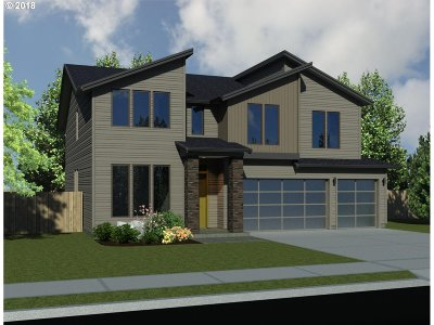 Single Family Home For Sale: 9074 SW Salmon St #Lot 2