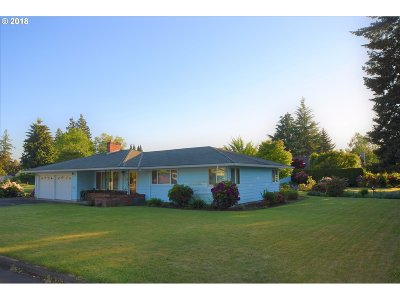 Wilsonville Single Family Home For Sale: 835 N Grant St