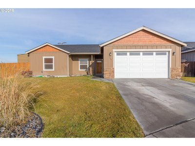 Umatilla County Single Family Home For Sale: 375 NW Crestview Ct