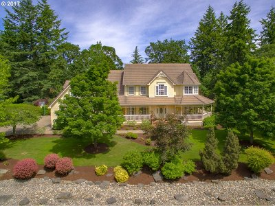 Beaverton Single Family Home For Sale: 9252 SW Whispering Fir Dr