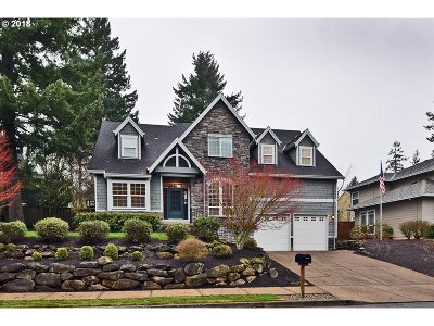 Oregon City Single Family Home For Sale: 16288 Barlow Dr