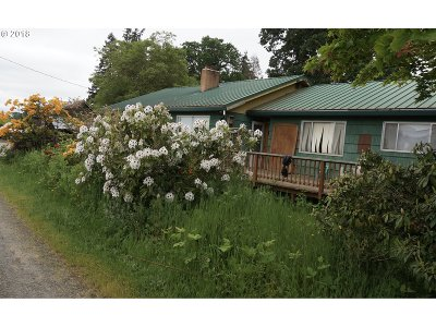 Woodburn Single Family Home For Sale: 34265 S Needy Rd