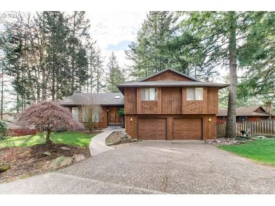 Happy Valley Single Family Home For Sale: 9922 SE Kela Pl