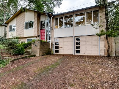 Eugene Single Family Home For Sale: 2770 Fillmore St