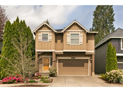 Tigard Single Family Home For Sale: 8191 SW Langtree St