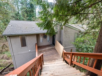 Multnomah County Single Family Home For Sale: 202 SW Custer St