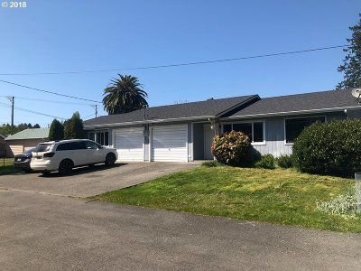 Brookings Multi Family Home For Sale: 810 Pioneer Rd