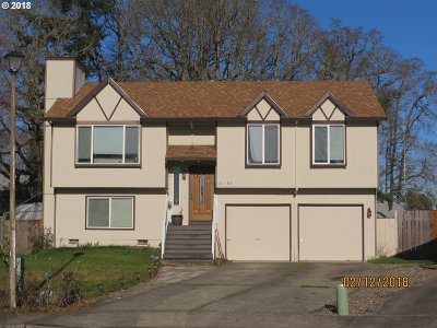 Beaverton, Aloha Single Family Home For Sale: 21185 SW Pamela Ct
