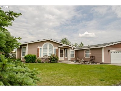 Hermiston Single Family Home For Sale: 30443 Pamela Dr