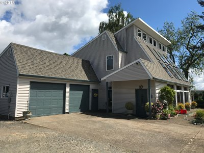 Molalla Single Family Home For Sale: 9510 S Wildcat Rd