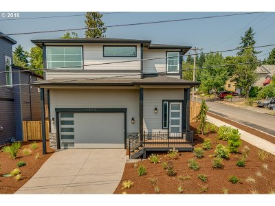 West Linn Single Family Home For Sale: 4420 Riverview Ave