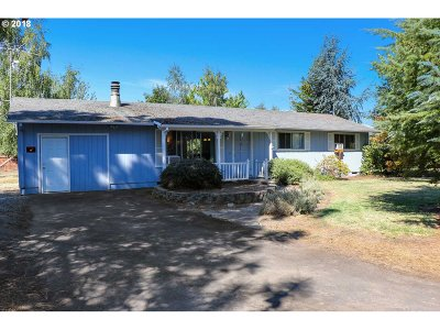 Canby Single Family Home For Sale: 27149 S Dave Rd