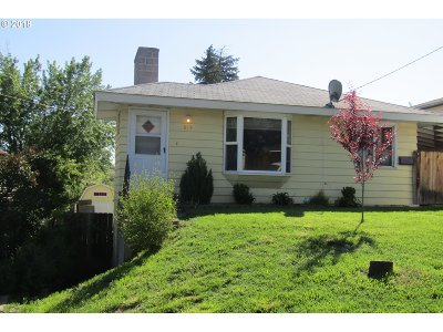 Pendleton Single Family Home For Sale: 814 SW 6th St