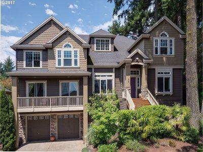 West Linn Single Family Home For Sale: 2135 Fircrest Dr