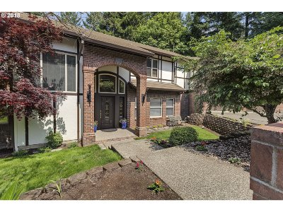 Beaverton Single Family Home For Sale: 7920 SW 191st Ave