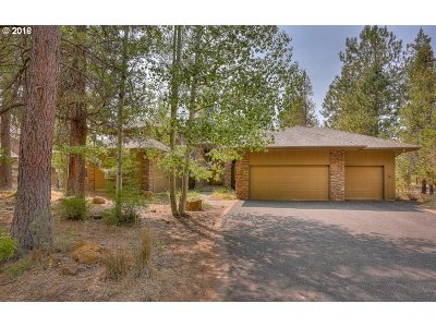Sunriver Single Family Home For Sale: 4 Cypress Ln