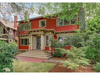 Portland Single Family Home For Sale: 1902 SE 12th Ave