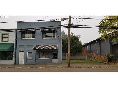 Washougal Multi Family Home For Sale: 2011 Main St