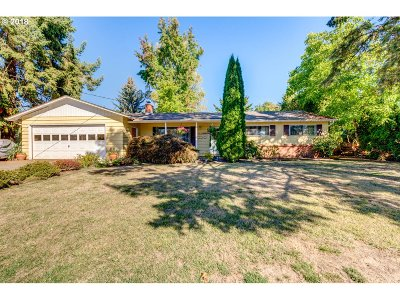 McMinnville Single Family Home For Sale: 327 NW 19th St